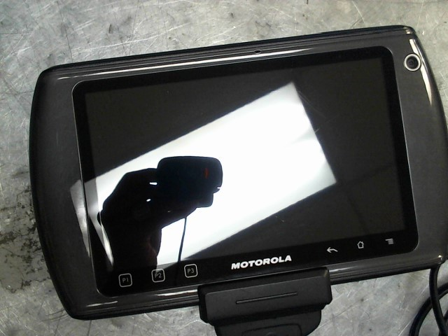 MOTOROLA Tablet ET1