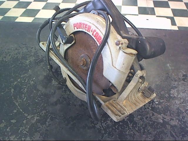PORTER CABLE Circular Saw 347