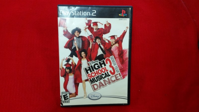 Disney Sing It: High School Musical 3 -- Senior Year (Sony PlayStation 2, 2009)