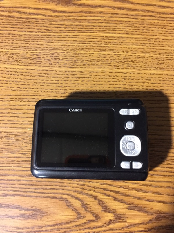 CANON Digital Camera PC1351