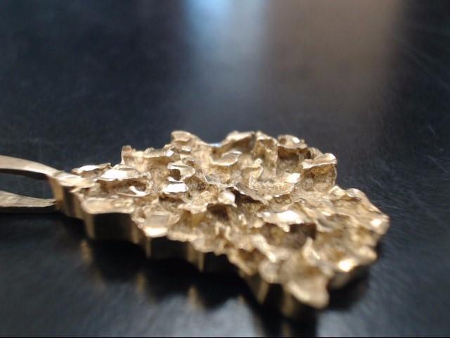 Gold Charm 14K Yellow Gold 7.6g