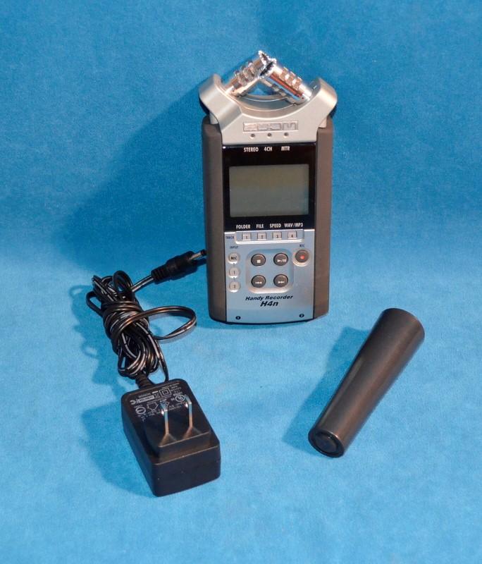 ZOOM Handy Digitial Recorder H4N