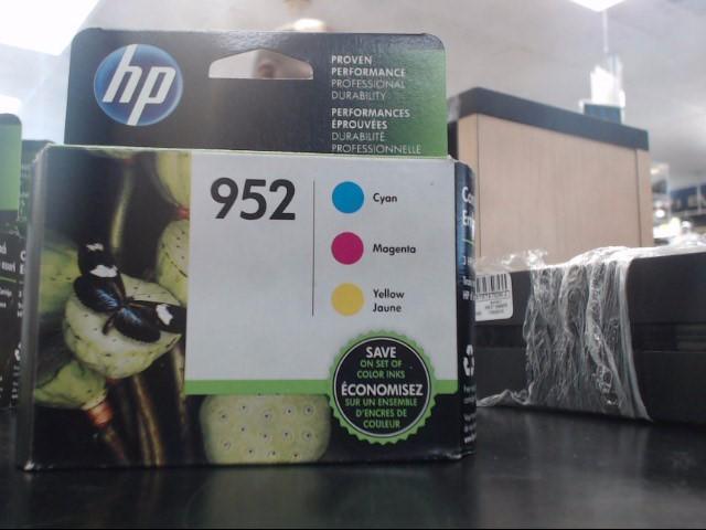 HEWLETT PACKARD TWIN-PACK 2 HP INK CARTRIDGES