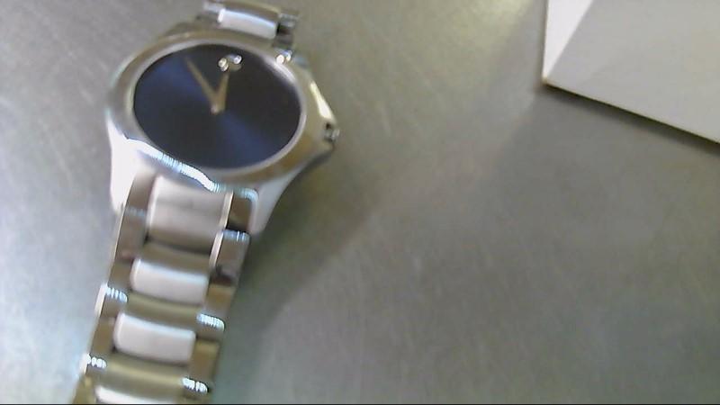 MOVADO Gent's Wristwatch 84G21855