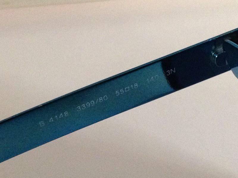 BURBERRY Sunglasses 4148