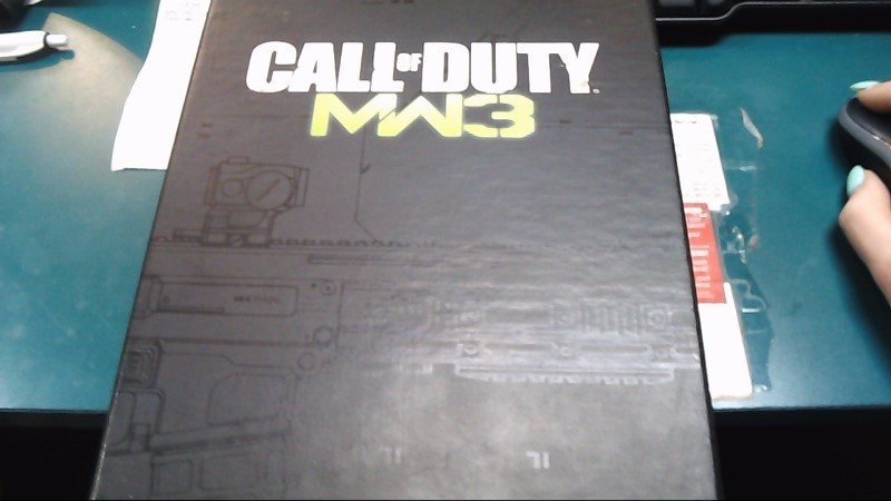 CALL OF DUTY MW3-FOUNDER'S- PS3 PLATFORM