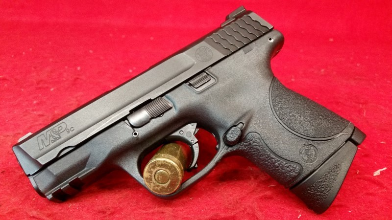 Smith & Wesson M&P9c 9mm Compact Pistol