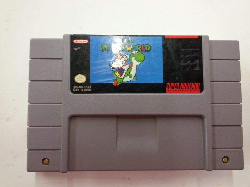 Super Mario World - NES