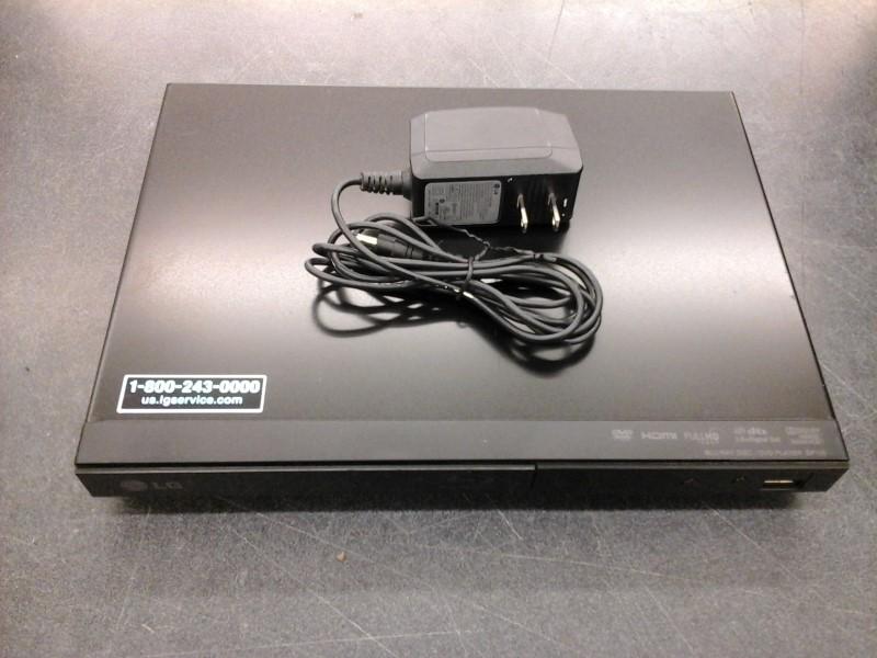 LG DVD Player BP125