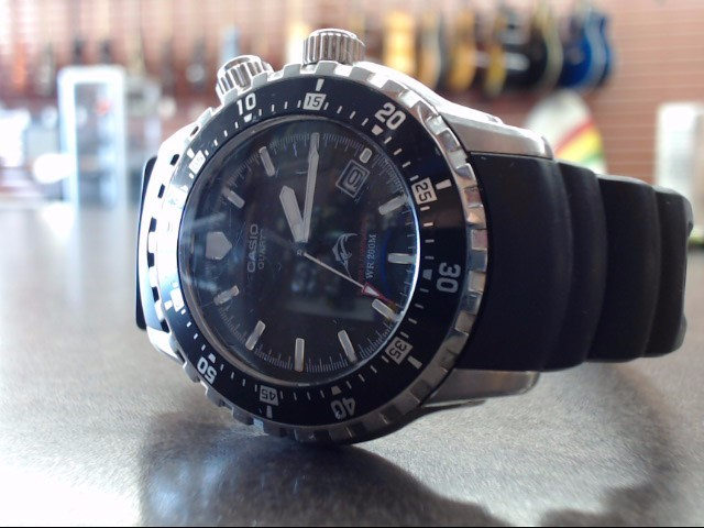 CASIO Gent's Wristwatch 3304 3304