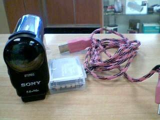 SONY Digital Camera HDR-AS200V