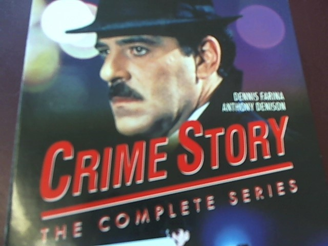 CRIME STORY - THE COMPLETE SERIES DVD BOX SET