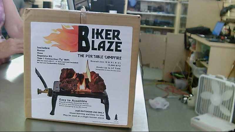 WHITEWOOD CAMPGROUND Camping BIKER BLAZE