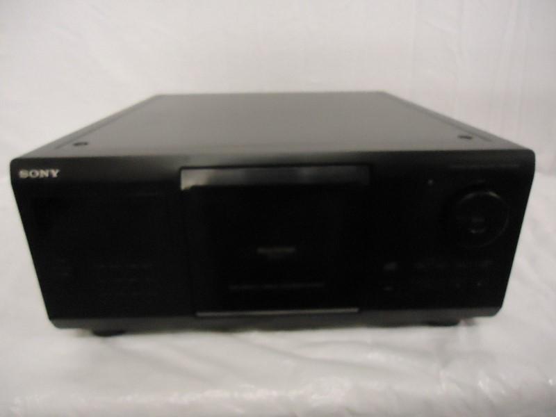 SONY CD Player & Recorder CDP-CX681