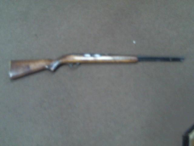 STEVENS ARMS Rifle 887 .22