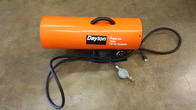 DAYTON Heater 3VE58A
