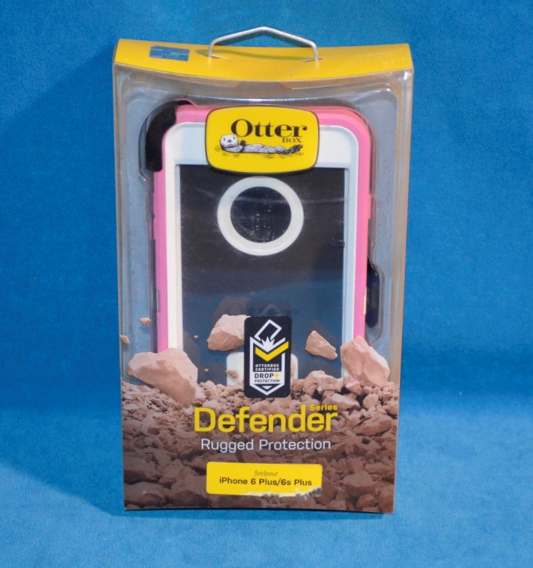 OTTERBOX iPhone 6 Plus/6s Plus Cell Phone Case DEFENDER IPHONE 6/6S