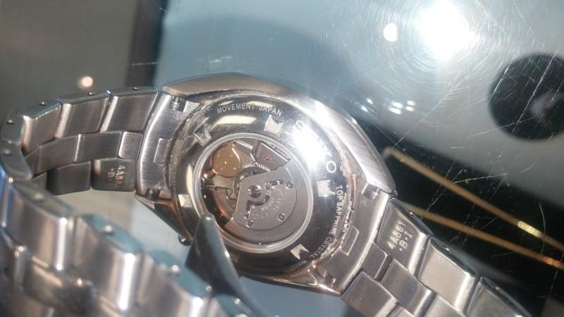 SEIKO Gent's Wristwatch 5M62A ARCTURA KINETIC
