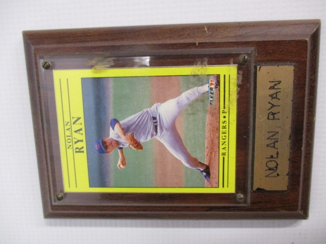 Sports Memorabilia LOT OF 21 NOLAN RYAN BASEBALL CARDS