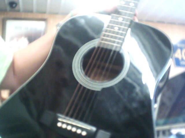 DIXON GUITAR Acoustic Guitar DG5BK GUITAR