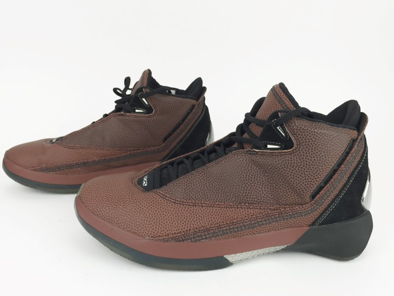 Nike Air Jordan 22 XX2 Basketball Leather sz 10