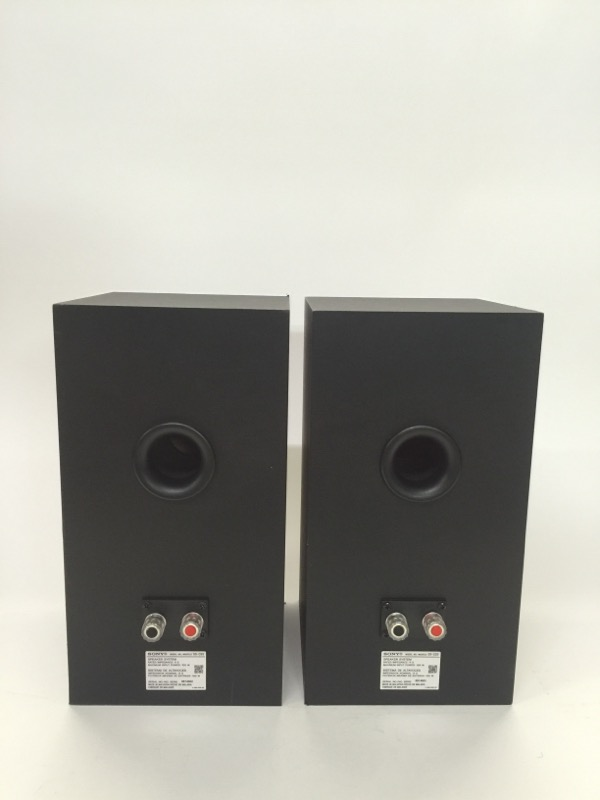 SONY Surround Sound Speakers & System SSCS5