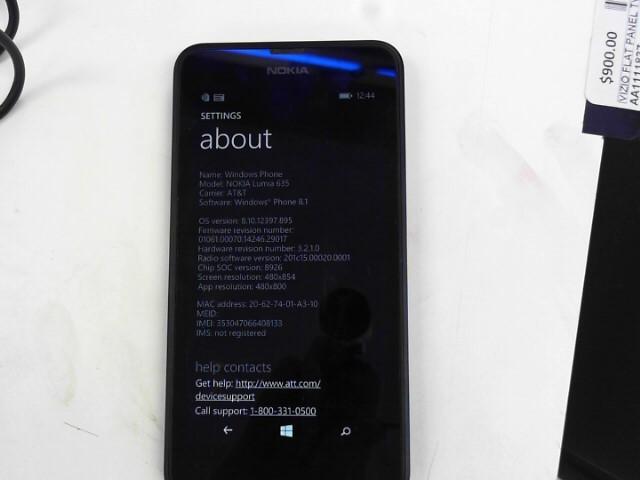 NOKIA Cell Phone/Smart Phone 6350-1B