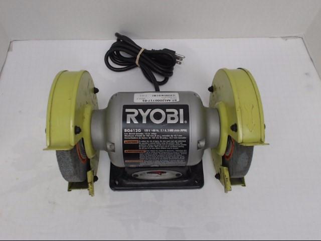 RYOBI Bench Grinder BG612G