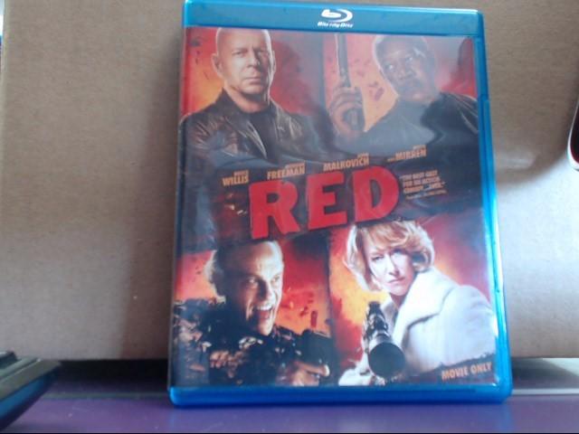 Blu-Ray RED