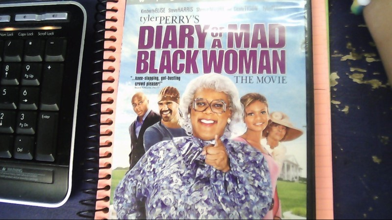 diary of a mad black women the dvd movie