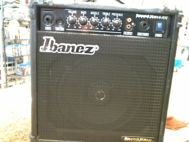 IBANEZ Electric Guitar Amp SW20