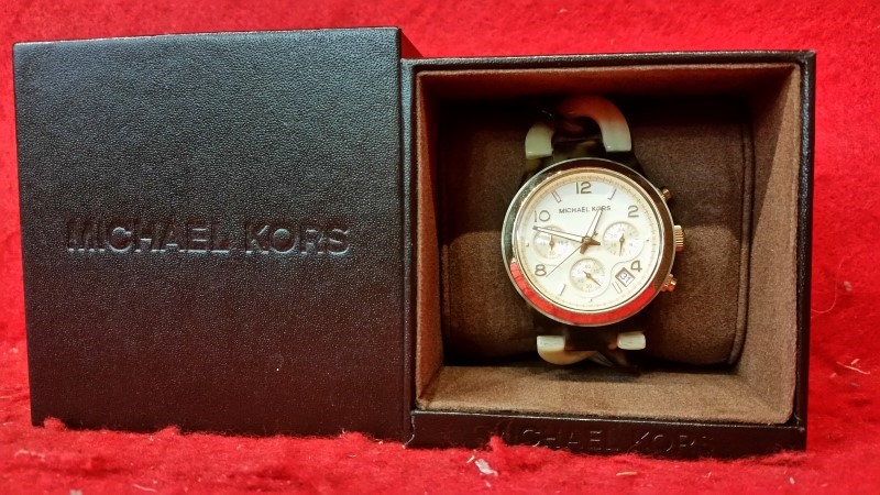 MICHAEL KORS Lady's Wristwatch MK-4270