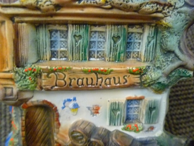 WW-TEAM BRAUHAUS BEER STEIN (7744/9000)