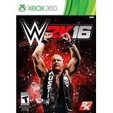 Xbox 360: WWE 2K16
