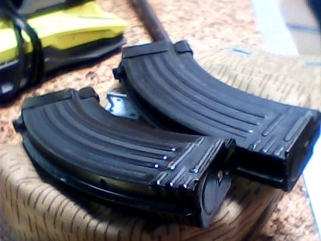 CENTURY INTERNATIONAL ARMS Accessories 30 ROUND AK-47 MAGAZINE