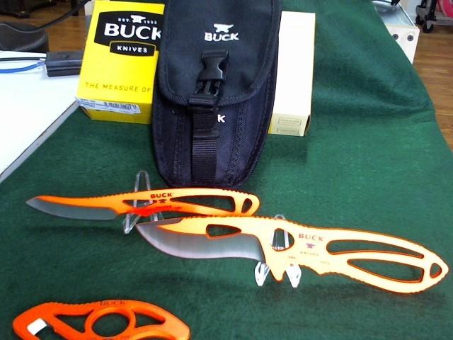 BUCK KNIVES Hunting Knife 0141ORSVP-B