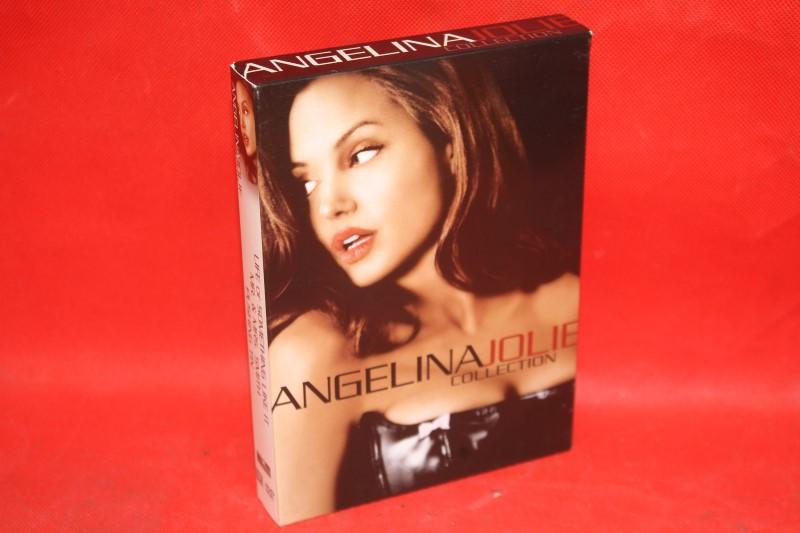 Life or Something Like It+Mr and Mrs Smith+Pushing Tin [Angelina Jolie Box Lot]