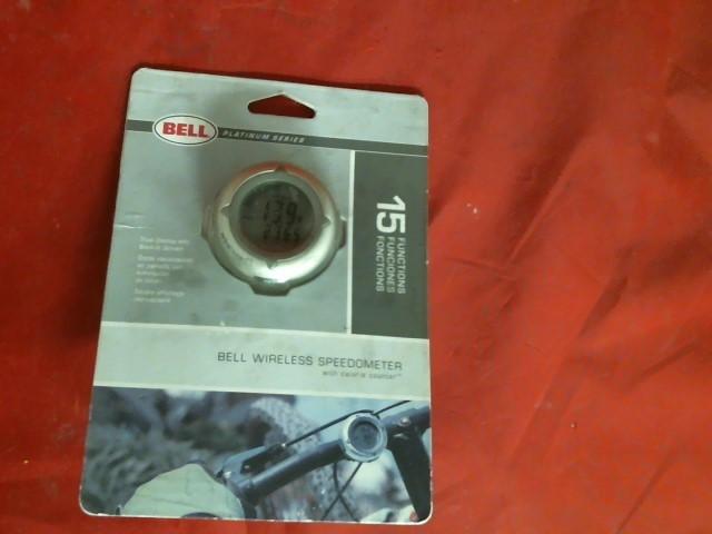 BELL HELMETS Electronic Instrument SPEEDOMETER