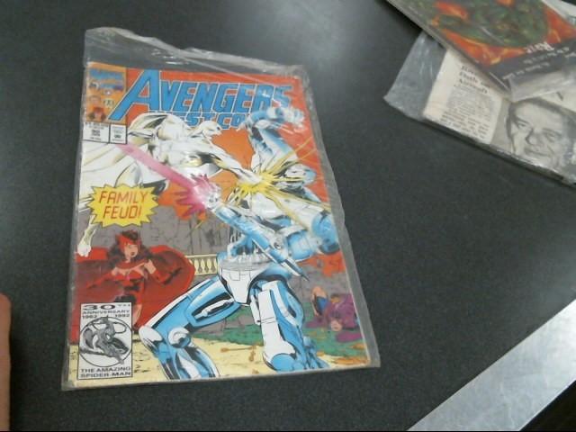 MARVEL COMICS Comic Book AVENGERS