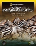 BLU-RAY MOVIE Blu-Ray NATIONAL GEOGRAPHIC GREAT MIGRATIONS