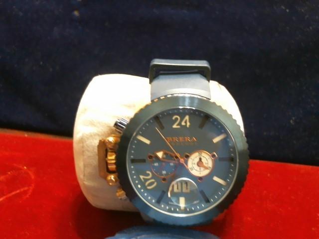 BRERA OROLOGI Gent's Wristwatch BRSSC49