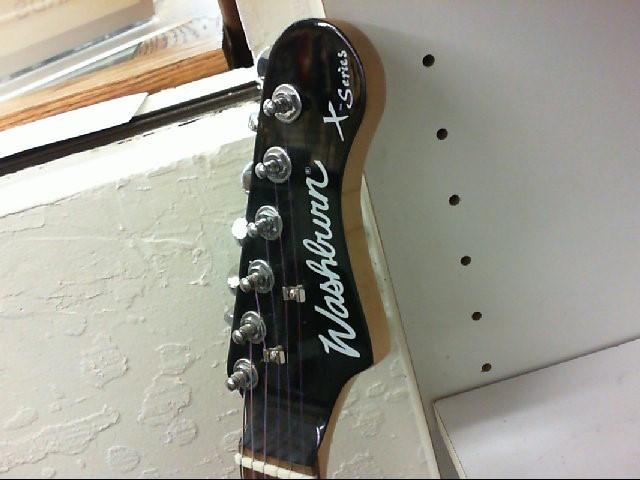 WASHBURN Electric Guitar X SERIES PRO
