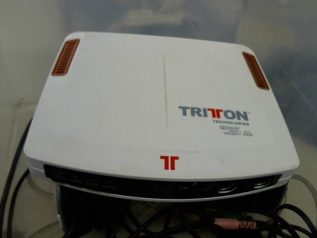 TRITON TECHNOLOGIES Headphones AX 720