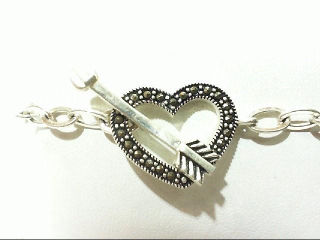 Silver Bracelet 925 Silver 7.4g