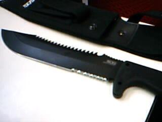 SOG Combat Knife JUNGLE PRIMITIVE