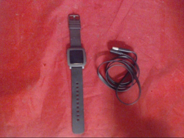 PEBBLE SMART WATCH Gent's Wristwatch 501BLBL