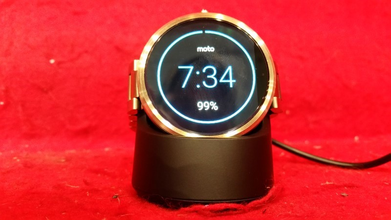 Motorola Moto 360 1st Generation Smart Watch