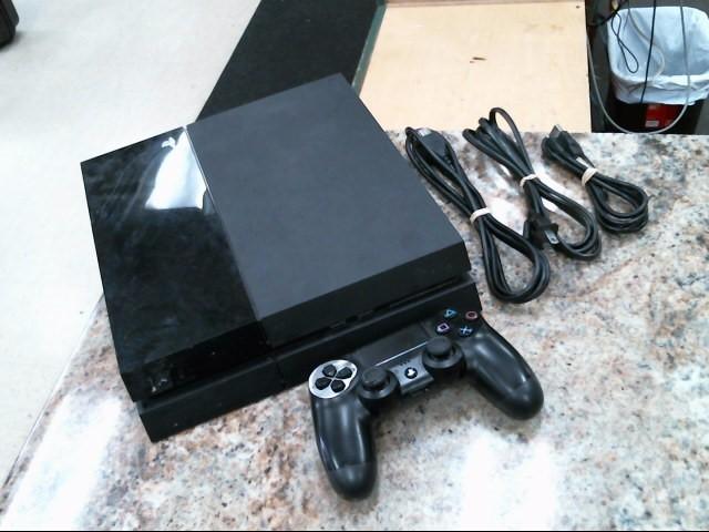 SONY PlayStation 4 PLAYSTATION 4 - SYSTEM - 500GB - CUH-1115A