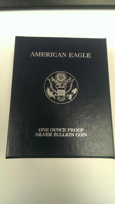 UNITED STATES 2004 AMERICAN EAGLE PROOF