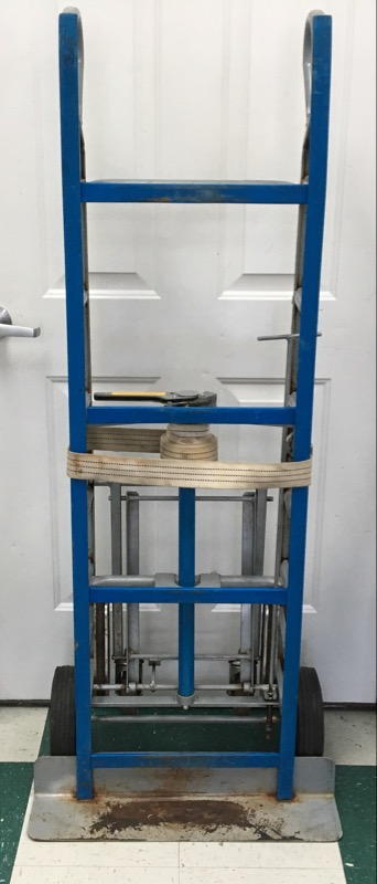 HEAVY DUTY APPLIANCE HAND TRUCK ** IN STORE PICK-UP ONLY **
